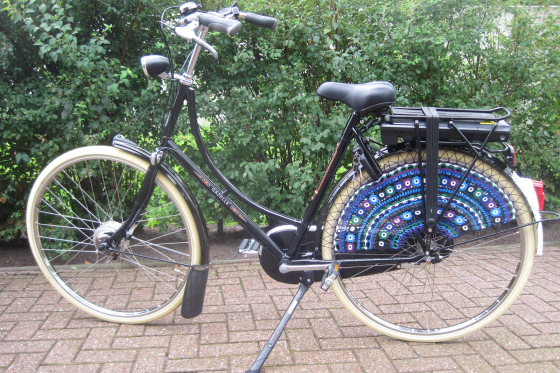 Staphorster e-bike groot succes