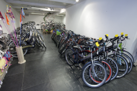 Forse stijging verkoop tweedehands fietsen