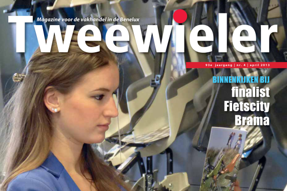 Online nieuwsdienst Tweewieler gewijzigd