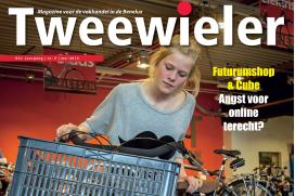Online nieuwsdienst Tweewieler verandert drastisch