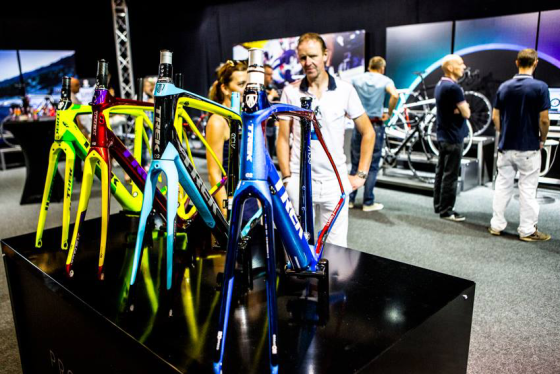 Trek World met lifestyle fietsen en trendy e-bikes