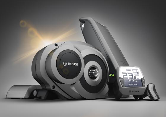 Bosch presenteert twee nieuwe e-bike systemen