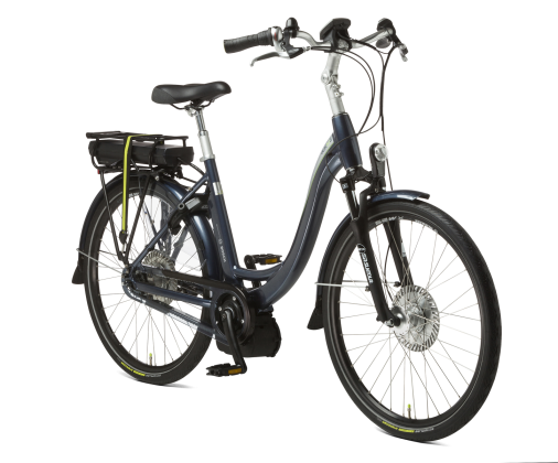 Dutch ID Comfort+: e-bike met wielmaat 26 inch