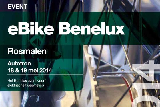 Nieuwe beurs eBike Benelux gaat niet door