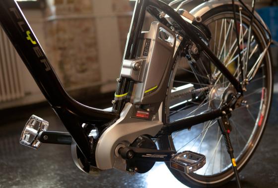Panasonic presenteert 's werelds kleinste e-bikesysteem