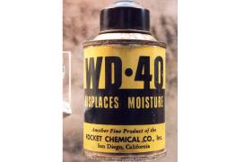 Zestigjarig jubileum WD-40