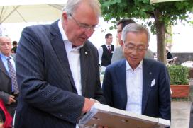 Shimano-icoon Hans van Vliet neemt afscheid