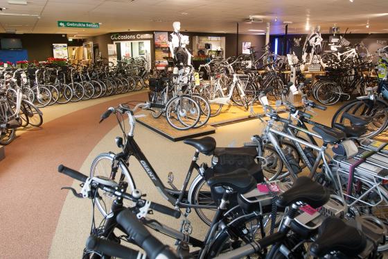 Week 33: omzetdaling verkoop fietsen zet door