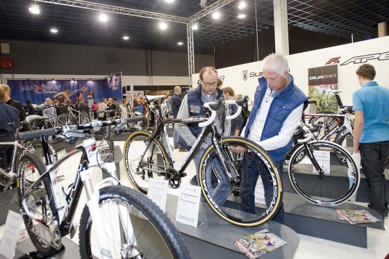Gadget Store op Bike MOTION Benelux