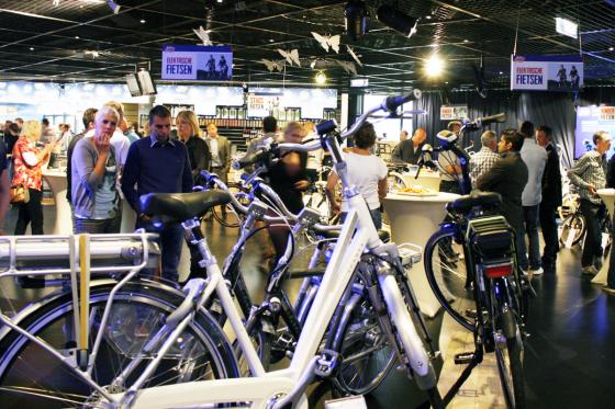 Bike Totaal zet koers naar hoge omloopsnelheid
