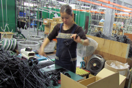 Fietsexport uit Taiwan naar Nederland daalt sterk