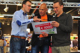 Winnaars Sparta Nationale E-Bike Competitie