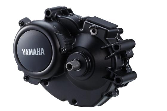 Nieuwe middenmotor Yamaha op e-bikes Giant