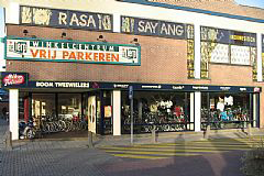 Diefstal e-bikes bij Bike Totaal Boom Tweewielers