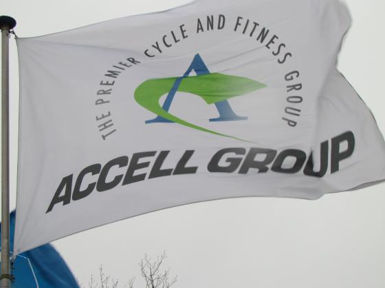 Accell 'herschikt' Nederlandse bedrijven