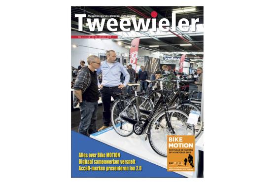 Oktobernummer van Tweewieler nu digitaal te lezen