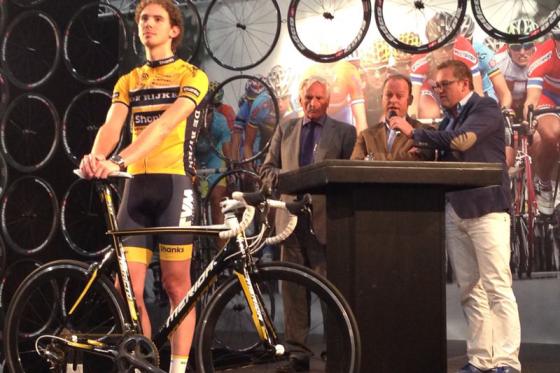 Merida fietssponsor Cyclingteam De Rijke