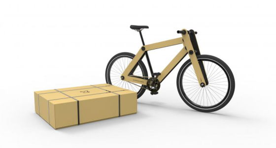 Sandwichbike en meer op Dutch Design Week