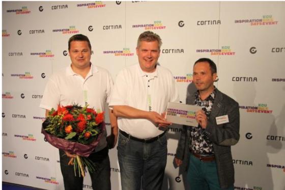 KCU Bike Event Inspiration Award voor Yepp