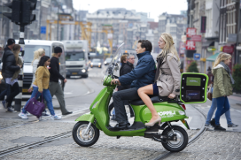 Toekomst e-scooters ongewis