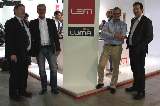 Pe Pe Parts en Luma Benelux gaan partnership aan
