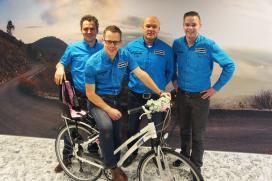 Uitbreiding Shimano sales team