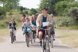 Batavus levert fietsen voor film 'Mees Kees op Kamp