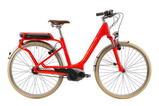 Hippe e-bikes Cube met nieuw frameconcept
