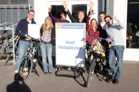 Fietsenwinkel.nl beste fietsenwebshop van Nederland