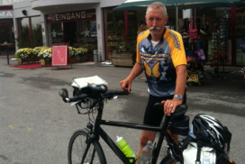Jules de Corte terug in eigen fietsenzaak