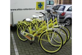 EHBO-fietsen van Hollandia