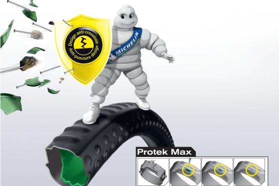Michelin klaar voor het seizoen