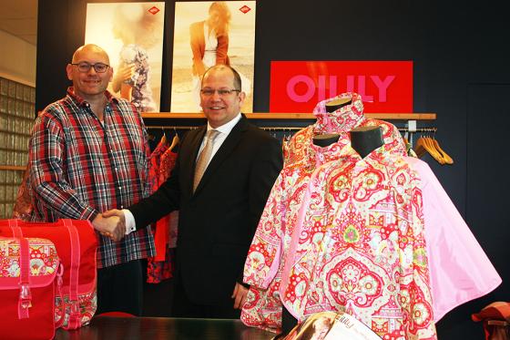Oilily gaat samenwerken met AGU