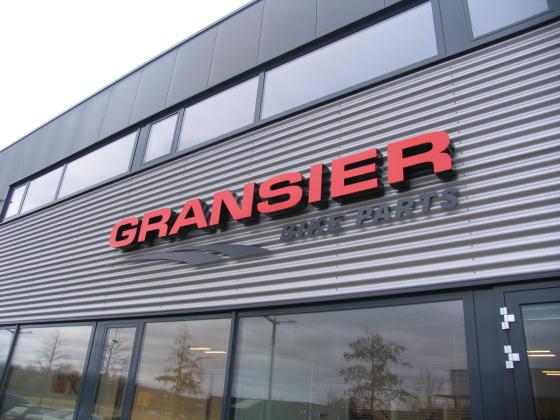 Opening nieuw pand Gransier op 16 februari