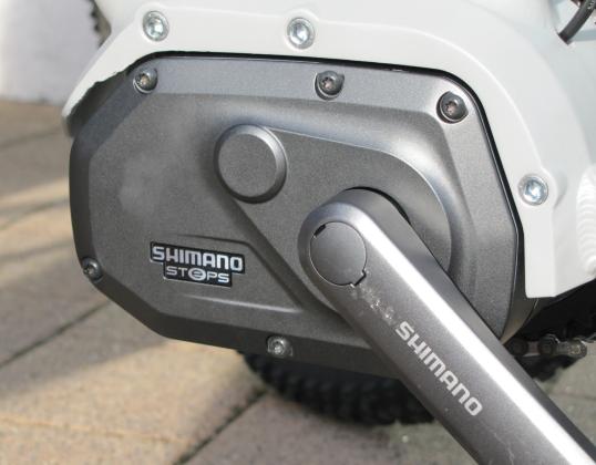Eerste rij-impressie Shimano Steps e-bike