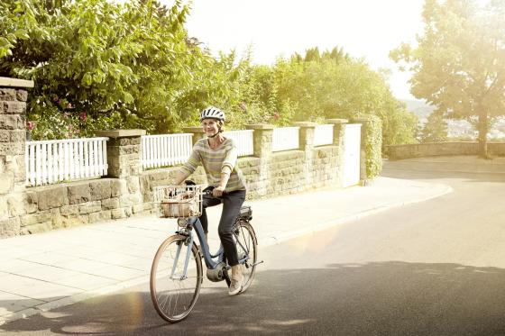 E-bike steeds populairder volgens enquête Bosch
