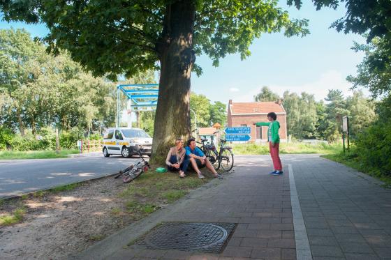 Samenwerking FietsNED en VAB voor fietsbijstand over de landsgrens