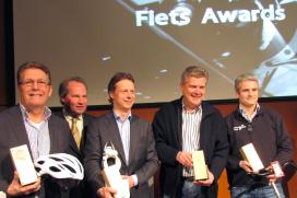 Winnaars Fiets Innovatie Award 2014 bekend