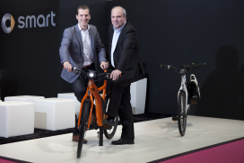 Bikes & Retail voegt smart e-bikes toe