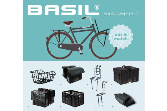 Met Basil Mix & Match eigen stijl creëren