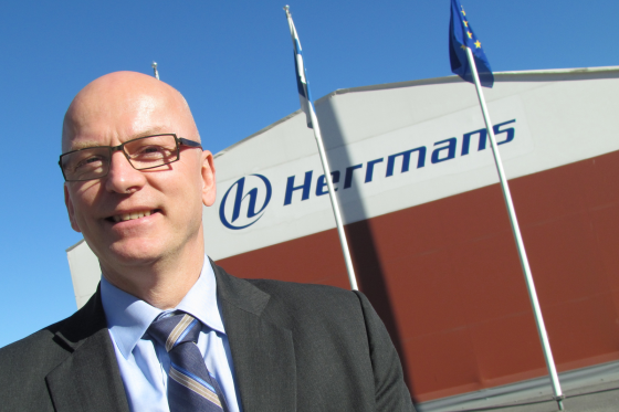 Onderdelenproducent Herrmans bestaat 55 jaar