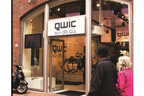 Qwic Pop-up Store