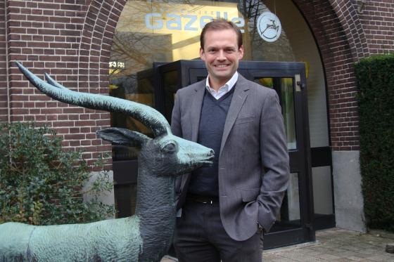 Jaap Merkus nieuwe voorzitter afdeling Fietsen RAI Vereniging