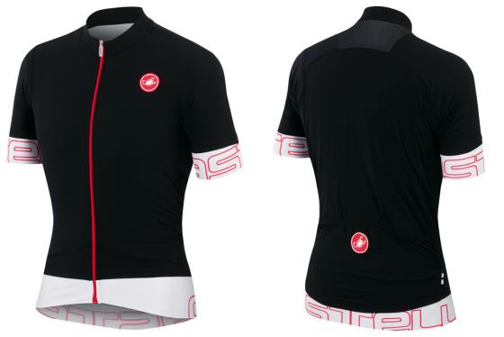 Castelli Endurance Jersey biedt twee in één