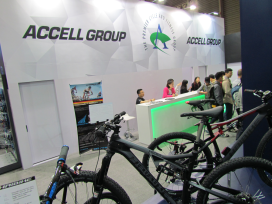 Accell start 2014 met hogere omzet en winst
