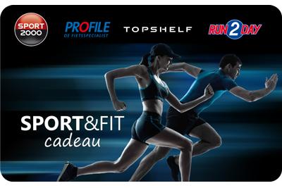 Profile 'de Fietsspecialist' haakt aan bij Sport&Fit Cadeaukaart