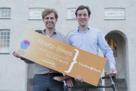 Hart-Hoofdprijs 2014 naar Roetz-Bikes