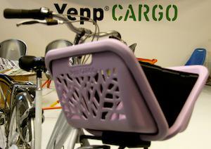 Yepp Cargo in RTL-programma LifestyleXperience