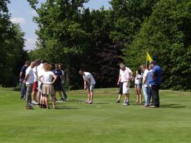 Eerste VEMS Golfdag in België groot succes