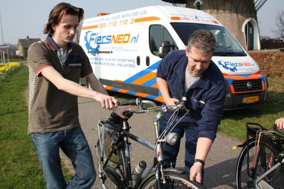 FietsNED komt met fietsverzekering